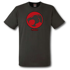 NEW OFFICIAL ThunderCats Logo Classic Retro Mens T-Shirt Tee Top For Men