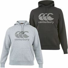 Canterbury 2016 Core Logo Kangaroo Pocket Training Hoodie Mens Sports Hoody
