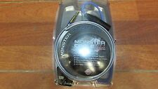 Monster 10' M SL-P-10TXM 10' TT to XLRM Patch Cable NEW