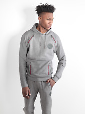 883 Police Mens Hackett Regular Fit Sweat Hoody Hoodie Chest Logo Hooded Top