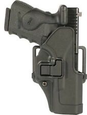 BlackHawk 410525BK-R Serpa CQC Concealment Holster Right Hand Matte Finish