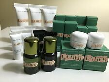LA MER SKINCARE SAMPLE CLEANSER/LOTION/SERUM/EYE BALM/EYE/CREAM... PICK YOUR OWN