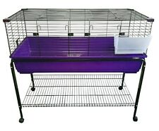Heritage X/Large Rabbit Cage & Stand Package 120cm Indoor Guinea Pig Hutch Cages
