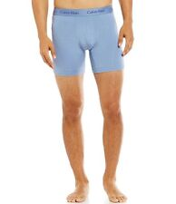 CALVIN KLEIN BODY MODAL BOXER BRIEF MENS UNDERWEAR EVENTIDE BLUE   # U5555-NWT