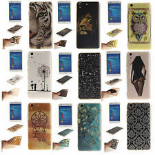 Multicolored Well-Designed Soft Rubber Case TPU Silicone Cover For Smart Phones
