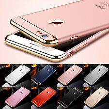 Luxury Shockproof Ultra-thin Armor Hard Back Case Cover for iPhone 7/ 7 Plus QA