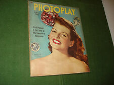 1949 PHOTOPLAY MAGAZINE WITH A RITA HAYWORTH COVER