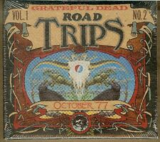 Grateful Dead Road Trips Vol.1 No.2 Bonus Disc Set (Oct. '77) 3-CD New/Sealed