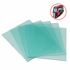 New 5/10/20pcs Welding Helmet Replacement Lens Cover (Outer) -5.23'' x 4.48''