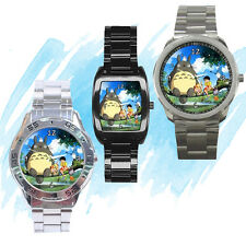 NEW Wrist Watch Stainless Sport My Neighbour Totoro Anime Manga