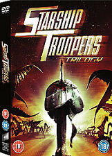 Starship Troopers Trilogy - Starship Troopers/Starship Troopers 2 - Hero Of...
