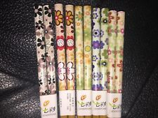 Japanese Pretty Flowers 5 Variations Chopsticks / Hairsticks Style#2 w/ Free han