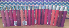 REVLON COLORBURST lips Balm Stain Lacquer Matte 19 choices Shop soiled FREE POST