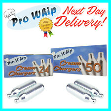8g Whipped Cream Chargers Nitrous Oxide N2O NOS + FREE Charger Holder - MULTI