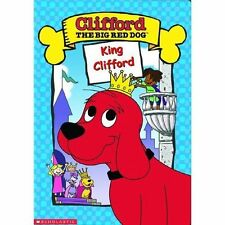 Clifford the Big Red Dog - King Clifford / Be My Big Red Valentine (DVD, 2003)