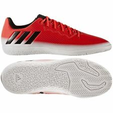 adidas 17.3 IN Messi 2016 Indoor Soccer Shoes Red - Black - White Kids - Youth