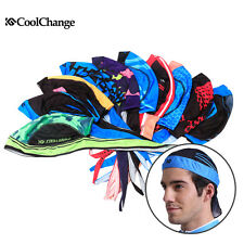 Coolchange Bike Pirate Scarf Sport Bicycle Headband Riding Cycling Cap Headscarf