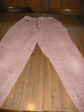 Teen's Size 8 Petite ROUTE 66 Brown Corduroy Pants; Used; Good