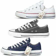 CONVERSE CHUCKS TAYLOR ALL STAR CT OX Shoes Trainers Men's Women's Chuck Low NEW