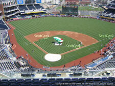 1-4 Miami Marlins @ San Diego Padres 2017 Tickets 4/21/17 Petco, UI301 Row 9