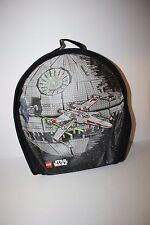 LEGO Star Wars Death Star Messenger Carrying Case Zippered Storage Activity Bag