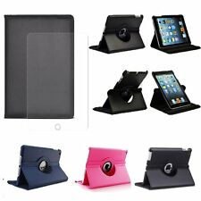 360 Rotating Magnetic Stand Leather Smart Cover Case For Apple iPad Pro 9.7""