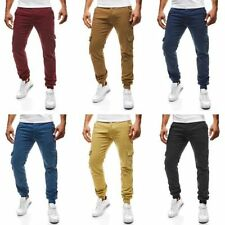 OZONEE JNS Men's Jog Sports Pants Jogger Joggers Cargo trousers Chino Cargo