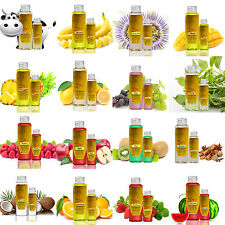 110+ Flavored Essential Warming Massage Oil Smells Delicious Lotion Sexy Lube  @