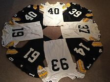Wow! 1991-1993 Iowa Hawkeyes Authentic Football Jersey - White or Black CHOOSE