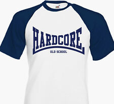 T-Shirt HARDCORE - OLD SCHOOL - Madball Agnostic Front Sick Of It All Skin NYHC