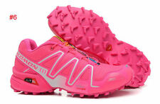 Hot Women's Salomon Speedcross 3 Athletic Running Outdoor Hiking Shoes