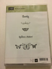 """Stampin' Up! """"Kindness Matters"""" Clear Stamps Set"""