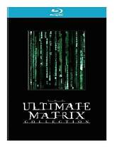 The Ultimate Matrix Collection (Blu-ray Disc, 2008, 7-Disc Set)