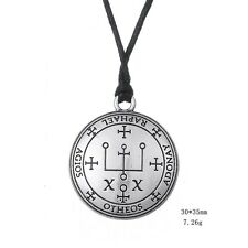 Lovely Adjustable Archangel Raphael Talisman Necklace & Pendant/15 to 30 inches