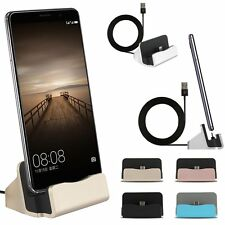 USB 3.1 Type-C Cradle Charger Charging Dock Station Stand Holder For Smart Phone