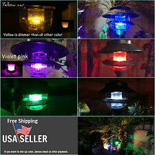 10x Multi color T5 T10 5050 5SMD low voltage  for Malibu 12V AC/DC Landscape