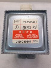 SHARP RV-MZA261 2M213 240 DP Microwave Magnetron