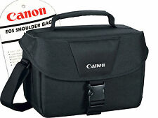 Padded Protective Shoulder Bag Carrying Case for Canon DSLR Cameras Camcorders