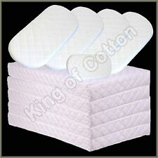 Cot Mattress - Cot Bed Foam Mattress, Baby Junior Toddler - Quilted - All Sizes