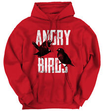 Angry Birds Funny T Shirt Novelty Humorous Fashion Gift Quote Hoodie Sweatshirt