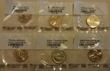 Littleton Mixed Lot Uncirculated-60 Gold Dollar Coins, Packaged - Lot of 6