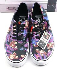 NEW Vans Authentic Nintendo Donkey Kong / Black Shoes Mens/Womens