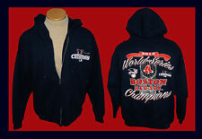 BOSTON RED SOX 2013 World Series Champions Zipper Hoodie Sweatshirt