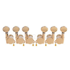 Electric Acoustic Guitar String Tuning Pegs Keys Tuners Machine Heads 3x3 Gold