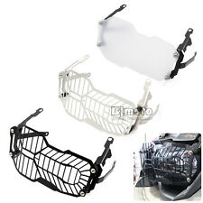 Stainless Steel Front Headlight Guard Cover Protector For BMW R1200GS Adventure