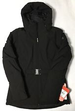 The North Face Mirabella Jacket Insulated Down Snow Ski Black Hooded  M L XL NEW
