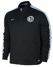 NIKE CLUB AMERICA AUTHENTIC N98 TRACK JACKET Black.