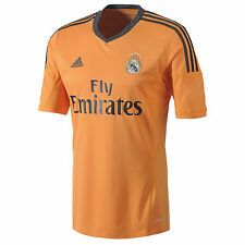 ADIDAS REAL MADRID THIRD 3RD JERSEY 2013/14.