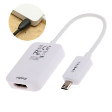 MHL 2.0 Micro USB 11Pin to HDMI HDTV Adapter Cable for Samsung Galaxy Phones&Tab
