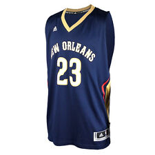 New Orleans Pelicans Anthony Davis NBA Swingman Road Jersey by adidas